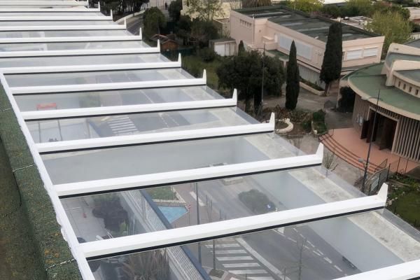 Pergola vitrée Toulon (83)