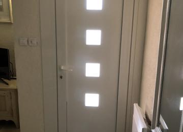 Porte d'entrée Alu Sanary - Sud Alu
