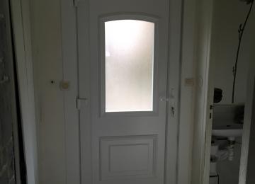 Porte d'entrée aluminium Var - Sud Alu