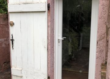Porte fenêtre pvc sur mesure Sanary - Sud Alu