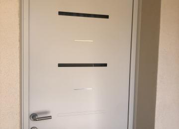 Porte d'entrée aluminium Bandol - Sud Alu