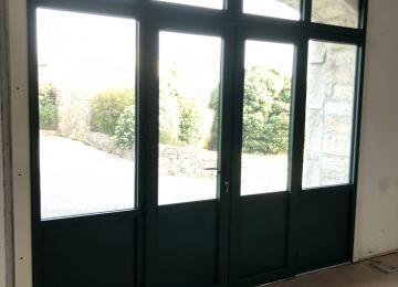 Porte fenêtre pvc sur mesure Toulon - Sud Alu