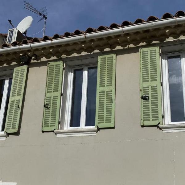 Installation de fenêtres PVC à la Seyne sur Mer (83)