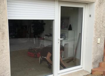 Porte fenêtre aluminium Toulon - Sud Alu