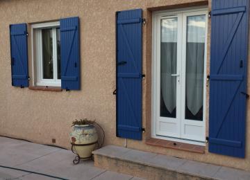 Installation fenêtres et porte fenêtre PVC à Sanary  - Sud Alu