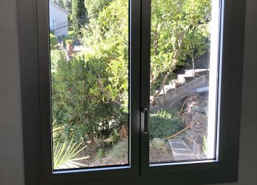 Installation fenêtres alu Six Fours - Sud Alu