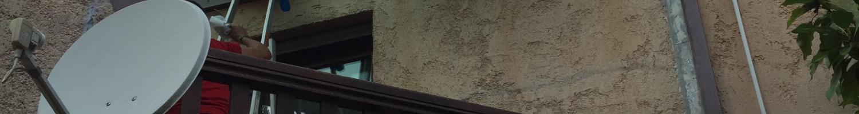 Installation de pergola vitrée sur petite terrasse Toulon - La Garde (83)