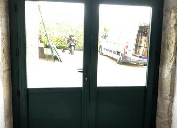 Porte fenêtre pvc 83 - Sud Alu