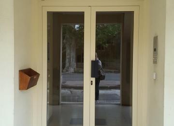 Porte d'entrée aluminium Six Fours - Sud Alu