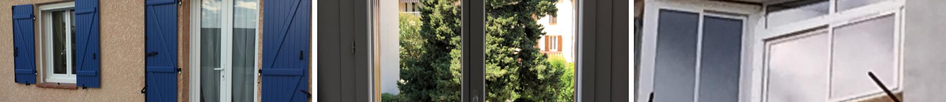 Fenêtres PVC - Portes fenêtres PVC avec Sud Alu - Six Fours - Bandol - Sanary (83)